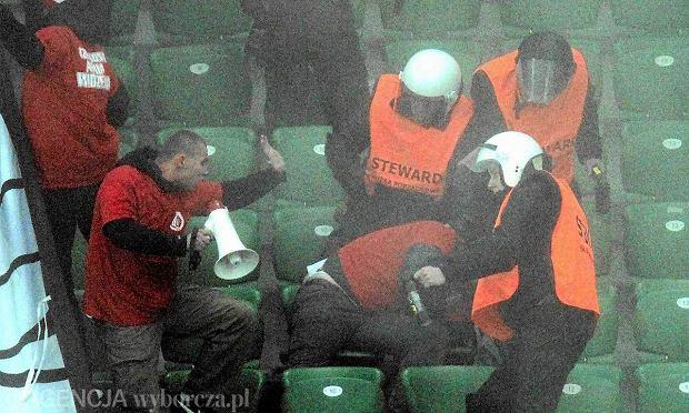 Legia Warszawa nie chce kibiców Widzewa Łódź. To efekt rozrób w poprzednim sezonie