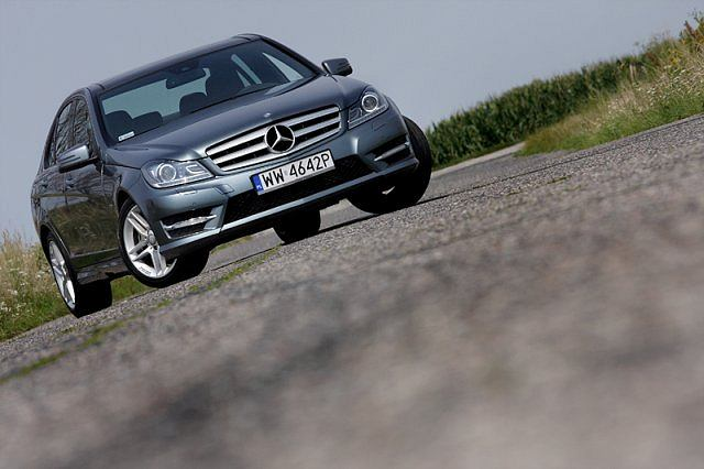 Mercedes C 200 CGI