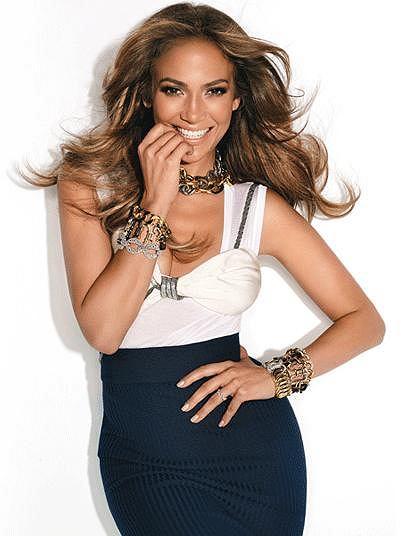 Zdjęcie numer 4 w galerii - J.Lo na okładce nowego Glamour