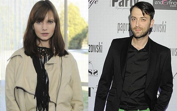 Karolina Malinowska i Filip Bobek.
