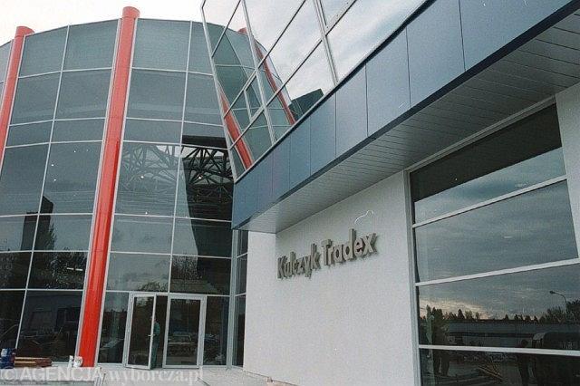 Salon Audi - Volkswagen należący do Kulczyk Tradex