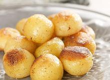 Ziemniaki parisienne z mięsnym sosem - ugotuj