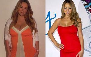 Mariah Carey, diety gwiazd