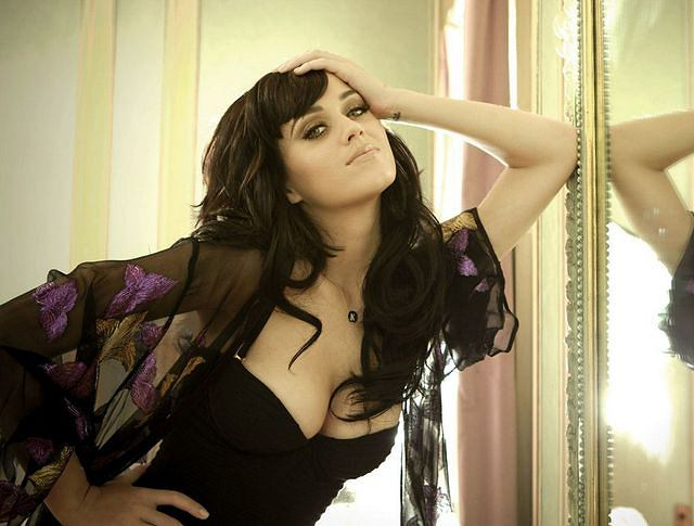 Katy Perry dla magazynu Esquire