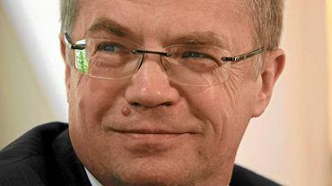 Wiceprezes Gazpromu Aleksander Miedwiediew