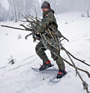 SERE, survival, Śnieżnik, góra
