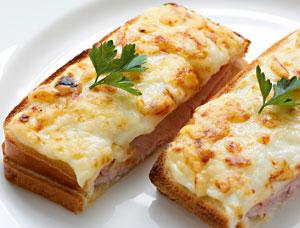 kuchnia francuska, kanapka