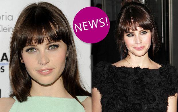 Felicity Jones nową twarzą Dolce & Gabbana