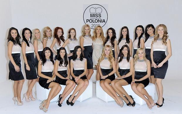 Kandydatki do tytułu Miss Polonia 2011