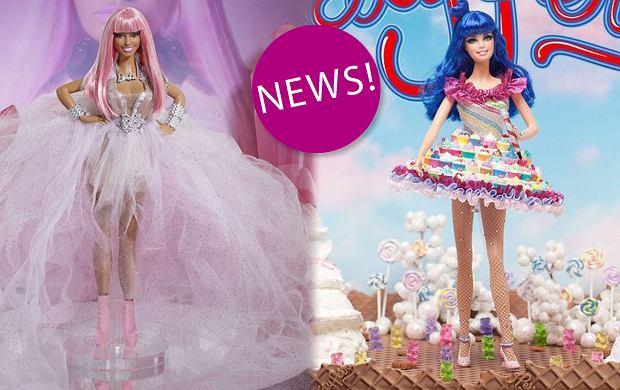 Nicki Minaj i Katy Perry mają swoje barbie