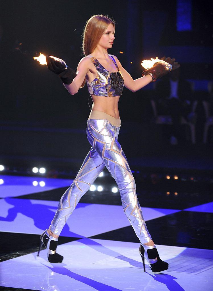 Olga Kaczyńska - finał Top Model 2