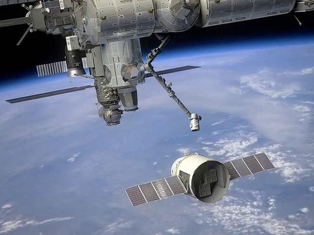 Kapsuła Dragon połączy się z ISS
