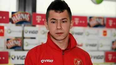 Mariusz Rybicki, piłkarz Widzewa