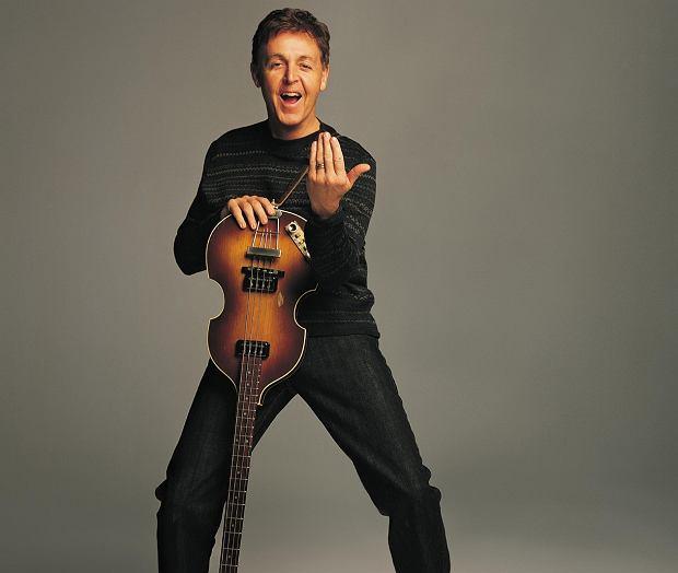 Paul McCartney fot. Universal Music Polska
