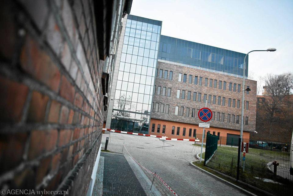 Gdańskie Centrum Sprawiedliwości. Siedziba gdańskich sądów i prokuratury