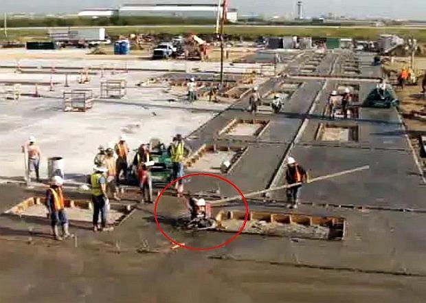 Szalona zagęszczarka do betonu