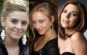 Kasia Tusk, Julia Oleksy, Aleksandra Kwaśniewska, córki polityków, dzieci polityków