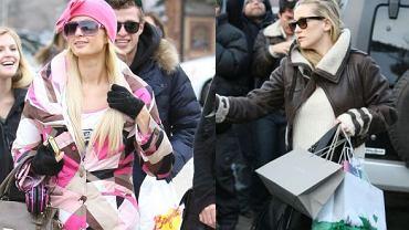 Paris Hilton, Kate Hudson.