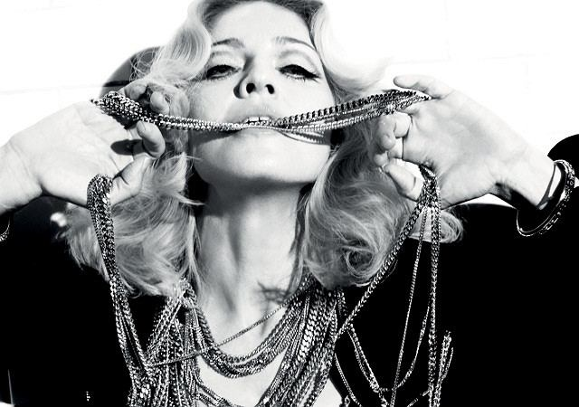 Madonna, mat. prasowe