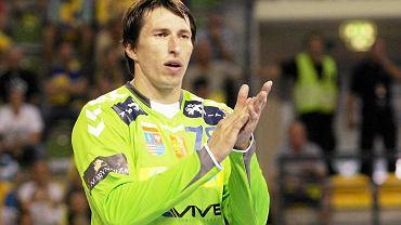 Podstawowy bramkarz reprezentacji Sławomir Szmal nie może grać z powodu kontuzji