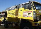 Rajd Dakar. Cabała po wycofaniu: Mechanik ręcznie zmieniał biegi