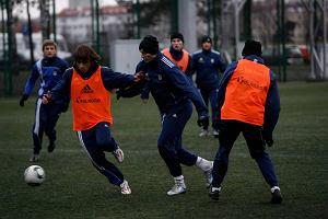 Dwóch kolejnych zawodników na testach w Arce Gdynia