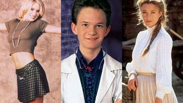 Christina Applegate, Neil Patrick Harris, Jane Seyomur.