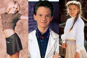 Christina Applegate, Neil Patrick Harris, Jane Seyomur.