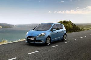Renault Scenic po liftingu | Galeria