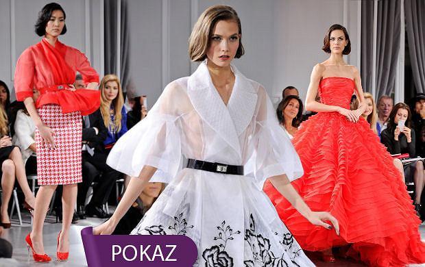 Dior haute couture wiosna 2012