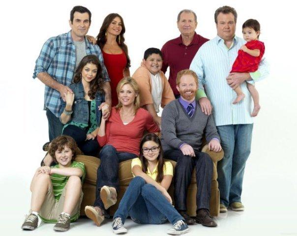 modern family,sofia vergara