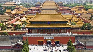 Chiny wycieczka. Pekin - Zakazane Miasto