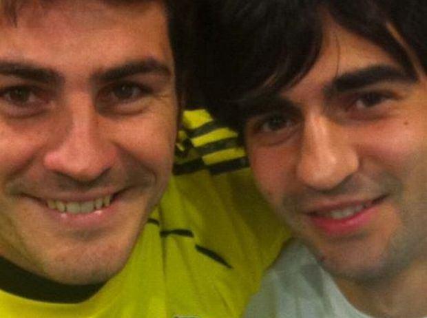 Iker i Raul Albiol