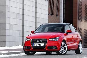 Audi A1 Sportback - test | Za kierownicą