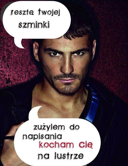 Iker Casillas tłumaczy się z kradzieży naszej szminki do sesji w GQ