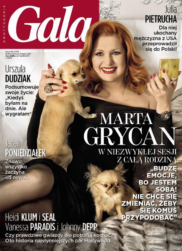 Marta Grycan.