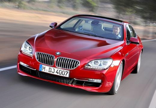 BMW Seria 6 Coupe [F13] 11- 2011 coupe przedni lewy