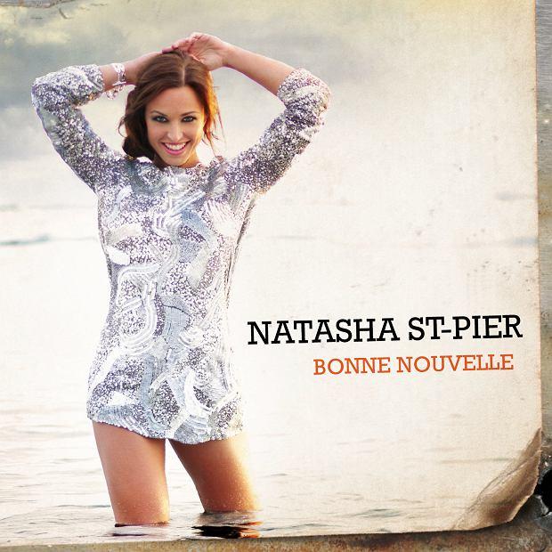 Natasha St-Pier, okładka płyty Bonne Nouvelle