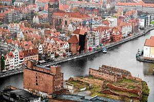 Gdańsk ogłasza nowy przetarg na Wyspę Spichrzów