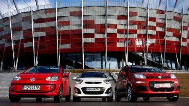 VW Up/Kia Picanto