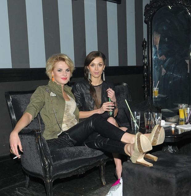 Manios Michalina, Papierska Paulina