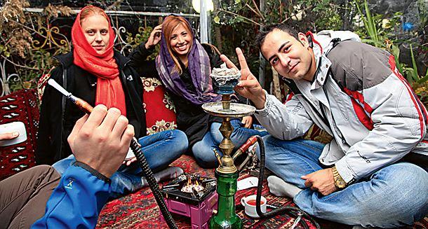 Randki z irańską stroną