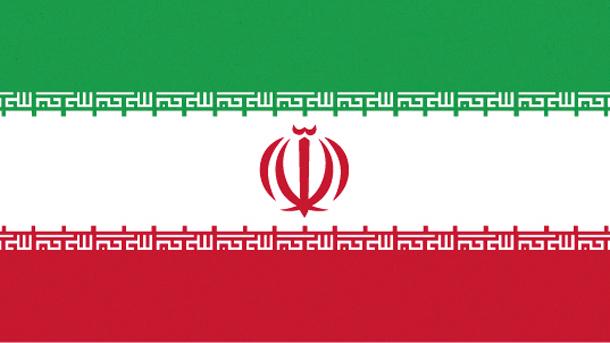 Iran, flaga