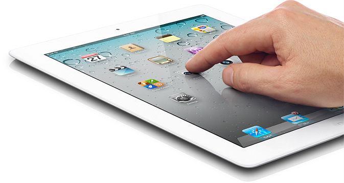 iPad 2 fot. Apple