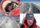 Bieleckiego nie wolno pytać o Broad Peak