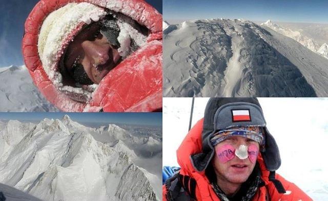 Adam Bielecki i Janusz Gołąb zdobyli Gasherbrum I zimą