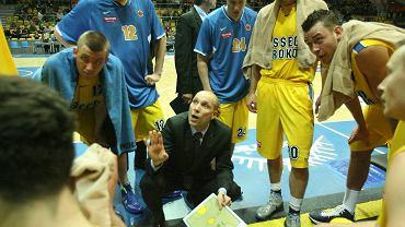 Koszykarze Asseco Prokom Gdynia pokonali Energę Czarni Słupsk
