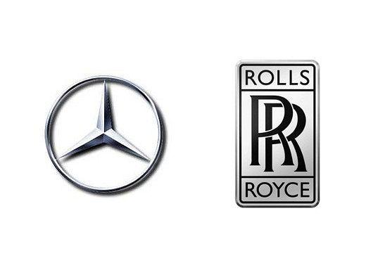 Mercedes i Rolls-Royce