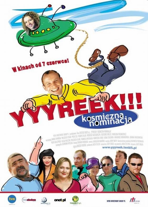 yyyreek!!!kosmiczna nominacja