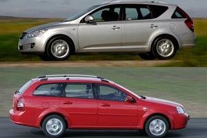Pojedynek używanych | Kia Ceed vs Chevrolet Lacetti